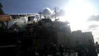 Gemi yangını kontrol altında