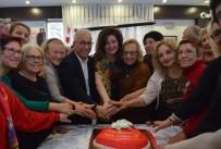SEVGILILER GÜNÜ - Yaşlılardan Sevgililer Günü Kutlaması
