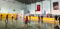 KAYHAN - 19 Yaş Altı Badminton İl Seçmesi Müsabakaları Yapıldı