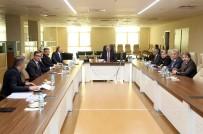 ÇAĞRI MERKEZİ - Acil Çağrı Hizmetleri İl Koordinasyon Kurulu Toplantısı Yapıldı