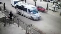 GÜVENLİK KAMERASI - Adana'da Bir Kişinin Öldüğü Trafik Kazası Davası
