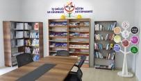 İŞ SAĞLIĞI - Aliağa'da İş Sağlığı Ve Güvenliği Kütüphanesi Açılıyor