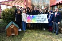 HUKUK FAKÜLTESI - Anadolu Üniversitesinden Dünya Kediler Günü'nde Anlamlı Etkinlik