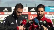 NEVZAT DEMIR TESISLERI - Beşiktaşlı Futbolcu Victor Ruiz, Şampiyonluk Şanslarını Değerlendirdi Açıklaması