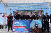 KANALİZASYON ÇALIŞMASI - Bodrum'un 322 Milyon Liralık Dev Yatırımı İçin Start Verildi