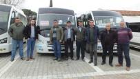 BÜYÜKDERE - Burhaniye'de 5 Kırsal Mahalle De Ulaşım Sevinci