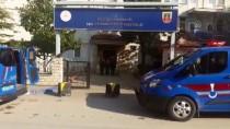 NİLÜFER - Bursa'da Su Tankını Çalmaya Çalışan 4 Kişi Tutuklandı