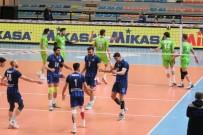 NİLÜFER - Büyükşehir Kağıtspor Play-Off Yolunda
