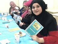 HALK EĞİTİM - Düzce'deki Yabancılar Türkçe Öğreniyor