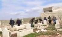 RUSYA - Esad Rejimi Yine Mezarları Yağmalıyor