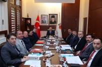 KIŞ MEVSİMİ - Eskişehir'in Güvenliği Masaya Yatırıldı