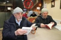 HALK EĞİTİM - Kapıcılar, Topladıkları Atık Kitaplardan 'Kitap Köşesi' Kurdu