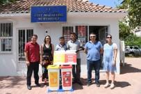 KONYAALTI BELEDİYESİ - Konyaaltı Belediyesi Atık Yağ Getirini Ödüllendiriyor