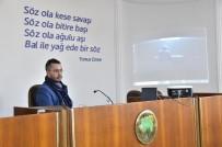 MAMAK BELEDIYESI - Mamak'ta Konferans Serisi Devam Ediyor