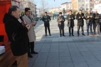 YARDIM KAMPANYASI - Manyas'ta İdlip İçin Yardım Kampanyası Başlatıldı