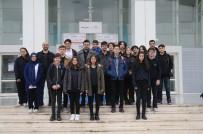 MOBİL UYGULAMA - MTB Anadolu Lisesi Öğrencileri Teknokent'i İnceledi