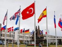 KRİZ YÖNETİMİ - NATO'dan Türkiye'ye '68'inci yıl' teşekkürü