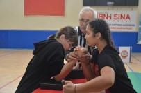 BİLEK GÜREŞİ - Osmaniye'de Bilek Güreşi Bölge Şampiyonası