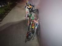 POLİS MERKEZİ - Otomobilin Çarptığı Bisikletli Hayatını Kaybetti