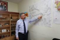 PAMUKKALE ÜNIVERSITESI - PAÜ'lü Deprem Araştırmacısı Kaya'dan Denizli İle İlgili Korkutan Tahmin Açıklaması