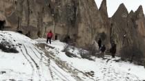 ERCIYES - Peribacaları Arasında Kayak Keyfi