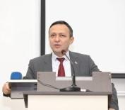 TıP FAKÜLTESI - Rektör Çalış, ERÜ'ye Yapay Zekâ Araştırma Merkezi Açılacağının Müjdesini Verdi