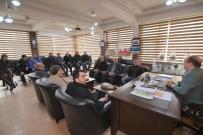 Sazak Mahallesi Sakinleri Başkan Mustafa Çöl'ü Ziyaret Etti