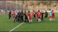 ARBEDE - Sinop Erfelek'te Oynanan Maçın Ardından Olay Çıktı
