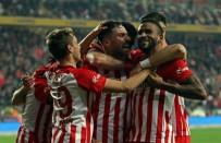 BALCı - Süper Lig Açıklaması Antalyaspor Açıklaması 3 - Kasımpaşa Açıklaması 1 (Maç Sonucu)