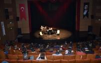BİLİMSEL ARAŞTIRMA - Ünlü Sanatçı Cihat Aşkın'dan OMÜ'de Konser