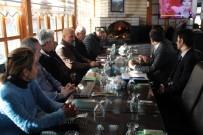 BASıN İLAN KURUMU - Yerel Basının Sorunlarını Amasya'da Masaya Yatırıldı