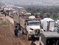 RUSYA - 148 bin sivil daha Türkiye sınırına göç etti