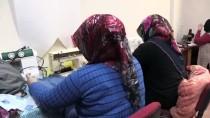 EL EMEĞİ GÖZ NURU - Ağrı'da Kadınlar Atık Kumaşlardan İdlib'deki Çocuklar İçin Giysi Ve Oyuncak Üretiyorlar
