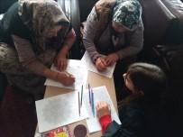 İŞARET DİLİ - Bakım Merkezlerinde Eğitim Çalışmaları Devam Ediyor