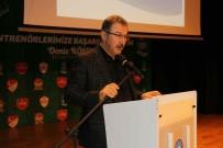 YÜZME HAVUZU - Başkan Deniz Köken İstanbullu Antrenörlerle Buluştu