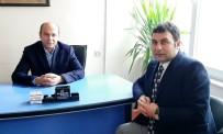GÖLBAŞI - Başkan Yıldırım CHP İlçe Başkanı Acar İle Bir Araya Geldi