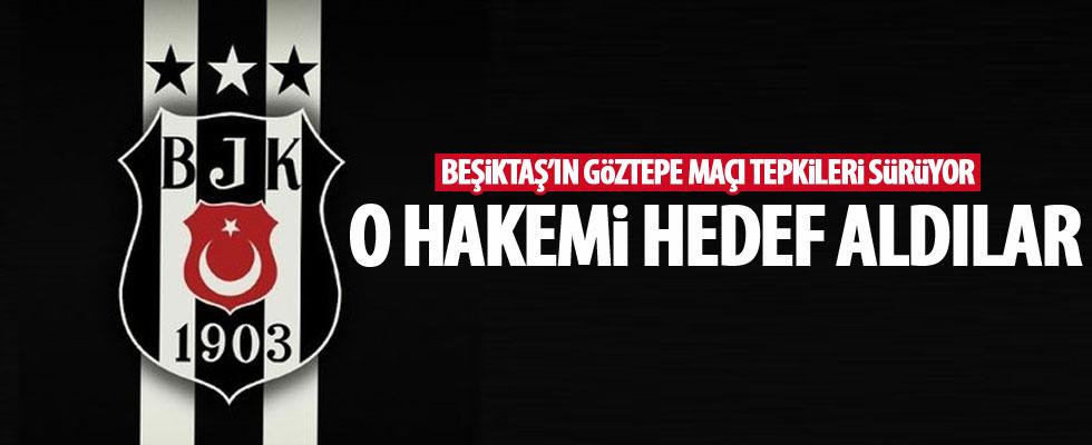 Beşiktaş'ın Göztepe maçıyla ilgili tepkileri sürüyor!