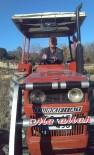 CANLI YAYIN - Canlı Yayında Şarkı Çalıp Göbek Attı, Traktörle Uçuruma Yuvarlandı