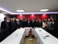 CHP İl Yönetiminde Görev Dağılımı Yapıldı