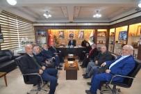 CHP Sandıklı Yönetimi, Başkan Çöl'ü Ziyaret Etti