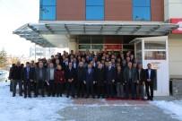 SOSYAL HİZMET - Develi'de Şubat Ayı Muhtarlar Toplantısı Yapıldı