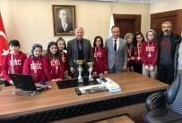 ERCIYES - Develili Öğrenciler Okullar Arası Satranç Turnuvası'nda Derece Aldı