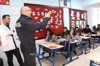 Emniyet Müdürü Gülcü'den Öğrencilerin İngilizce Eğitimine Destek