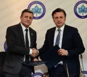 YÜRÜYÜŞ YOLU - ESOGÜ İle Eskişehir Orman Bölge Müdürlüğü Arasında İşbirliği Protokolü İmzalandı