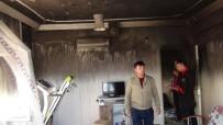 Evde Kimsenin Olmaması Olası Faciayı Önledi
