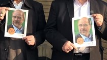 MUHAFAZAKAR - İran'da Muhafazakarlardan Seçimler İçin Propaganda Etkinliği
