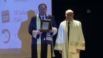 SAĞLIK PERSONELİ - Kamu Başdenetçisi Malkoç'a Diyarbakır'da Fahri Doktora Unvanı Verildi