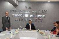 17 AĞUSTOS - Kırıkkale'deki Spor Kulüplerinin Sayısı Yüzde 116 Arttı