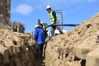 ŞEBEKE HATTI - MESKİ Akçakocalı Mahallesi'nin İçmesuyu Sorununa Son Verdi