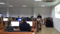 FAKÜLTE - MEÜ Öğretim Elemanlarına Elektronik Soru Yazma Eğitimi Verildi